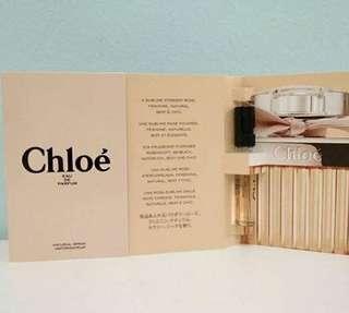 Vial Parfum Chloe Eau de Parfum For Women