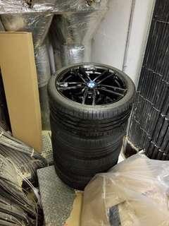 BMW F20 18寸 原廠M 鈴