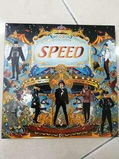 Speed 1st Mini Album