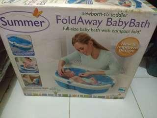 Babybath mothercare
