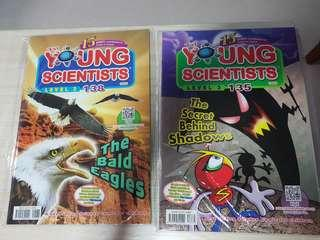 The Young Scientists - Different series with assessment behind