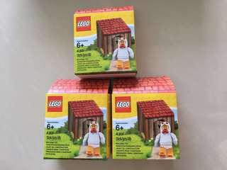 BNIB Lego 5004468 Chicken Suit Guy Easter Minifigure