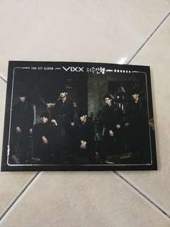VIXX The 1st Album VOODOO