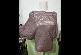 Knitted Top wm