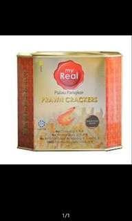 Pulau pangkor prawn crackers 350g