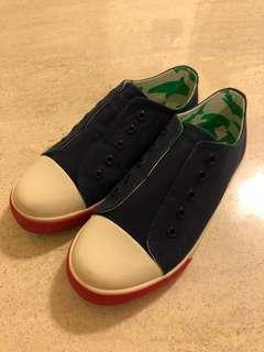 Mini Boden boy's canvas sneakers