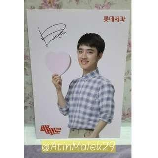 [WTS] D.O OFFICIAL POSTCARD