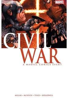 [NEW, SEALED] Civil War (Paperback)