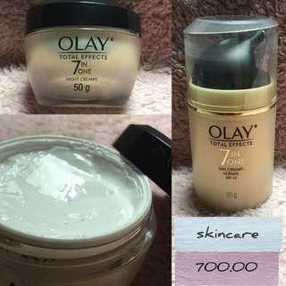 Olay Total Effects 7 in one (Day & Night Cream)