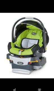 Chicco Keyfit 30 (4 - 30 lbs) Infant Car Seat & Base