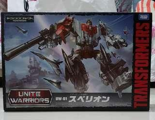 Transformers UW-01 SUPERION
