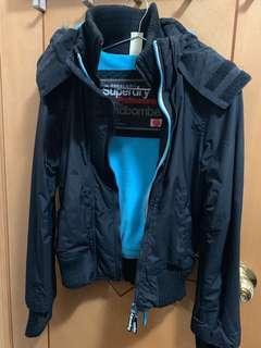 Superdry windcheater jacket for women 藍色女裝外套