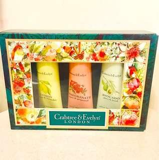 Crabtree & Evelyn Hand Cream 25g x 3 pieces