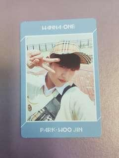 WTT Wanna One Undivided Triple Position Park Woojin to Kang Daniel