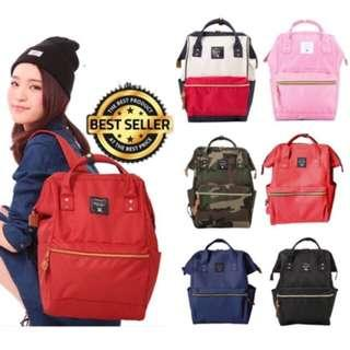 Women Canvas Backpack NKB25