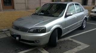 Ford tierra 1.8cc 2000年