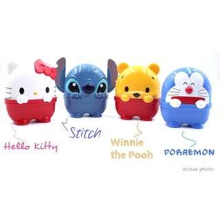 Hello kitty Stitch Doraemon Pooh