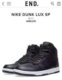蝕讓$380 Nike Dunk Lux SP Air Jordan 1 US9