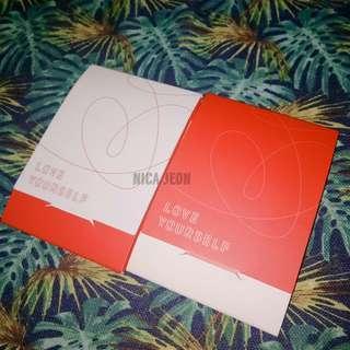 BTS Love Yourself MD Mini PC Envelope