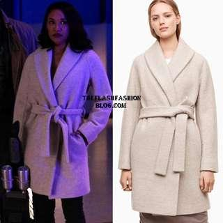 Aritzia Sian coat xs excellent condition