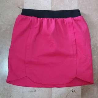 Barbie Inspired Pink Skirt