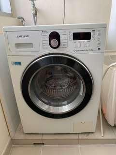 Samsung Washer cum dryer