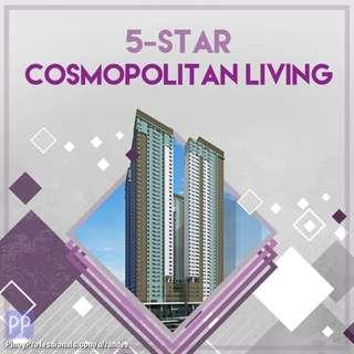 RENT TO OWN CONDO 2 BEDROOM/32K MONTHLY/PASIG.MANDALUYONG.MAKATI.ORTIGAS.