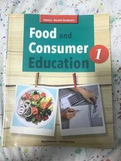 Food And Consumer Education (Book 1)