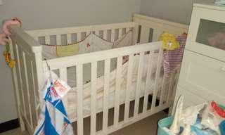 To Bless- Preloved Baby Cot