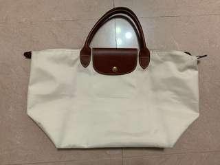 Longchamp M size 短柄