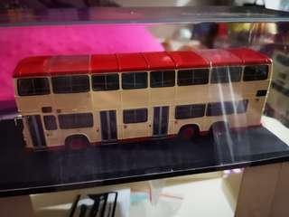 九巴12米 奧林比安3軸巴士ECW車身