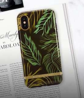 bnib richmond and finch iphone x xs phone case