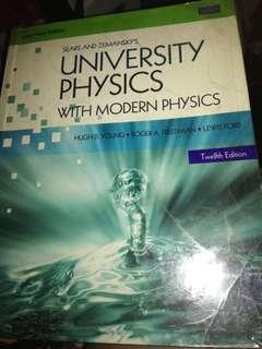 University Physics by Young and Freedman
