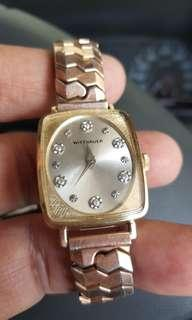 #11 Wittnauer 70's By Longines Mechanism