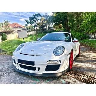 911 Porsche Carrera GT3 @ 2nd-GEN 997