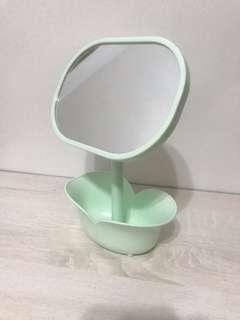 置物桌上立鏡
