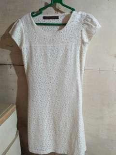Dress (Cream)