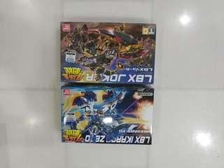 Model boxes