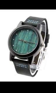 bamboo watches EK02