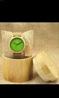 Bamboo watches EK03
