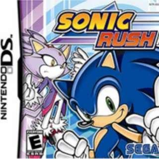 Nintendo DS Sonic Rush Game