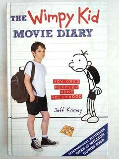 👦 The Wimpy Kid Movie Diary: How Greg Heffley Went Hollywood by Jeff Kinney