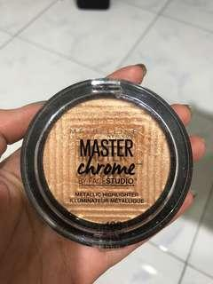 Maybelline Master Chrome Highlighter