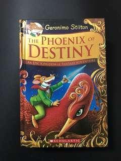 🚚 Geronimo Stilton (the pheonix of destiny)