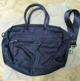 🚚 極新~samsonite boston bag(新秀麗/紫色)