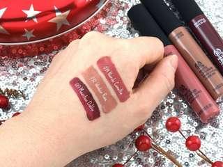 🚚 The Body Shop Matte Liquid Lipstick