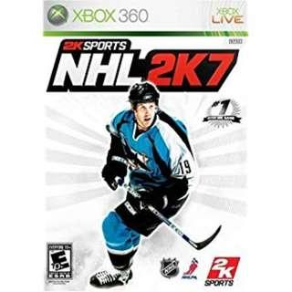 XBOX 360 NHL 2k7