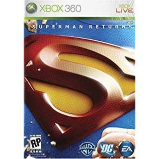 XBOX 360 Superman Returns