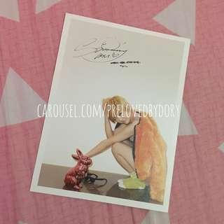 SNSD OT9 2012 Diary Postcard (Sunny)