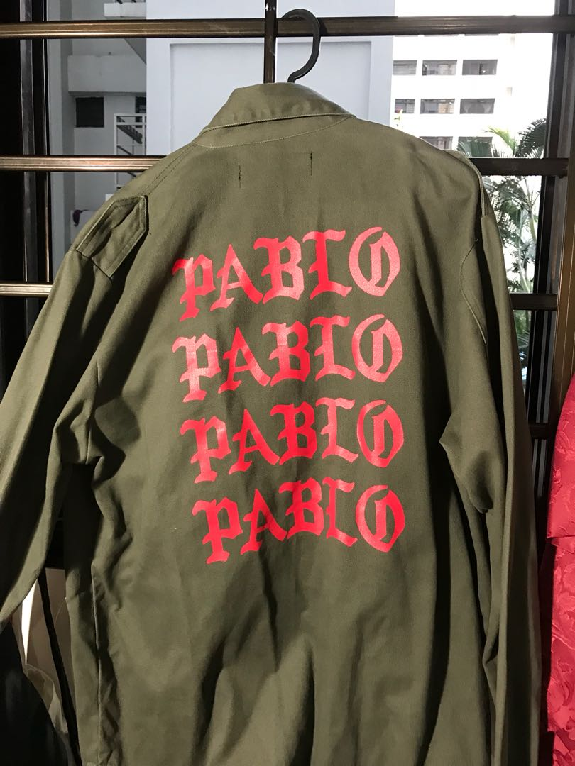 7f5bce4468 💯 Authentic YEEZY Pablo Jacket (Made In Turkey)